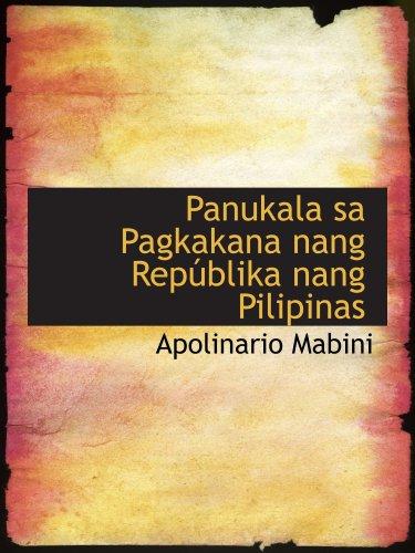 apolinario mabini biography