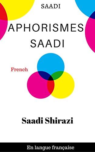 saadi shirazi books
