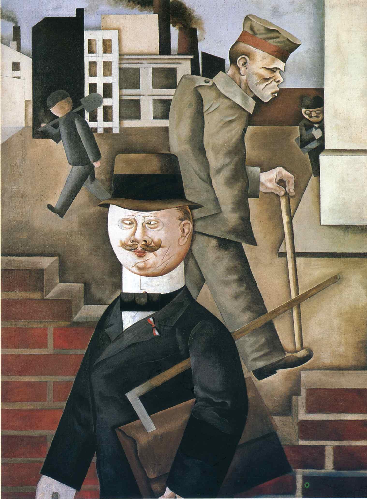 George Grosz July 26 1893 July 6 1959 American Artist World Biographical Encyclopedia