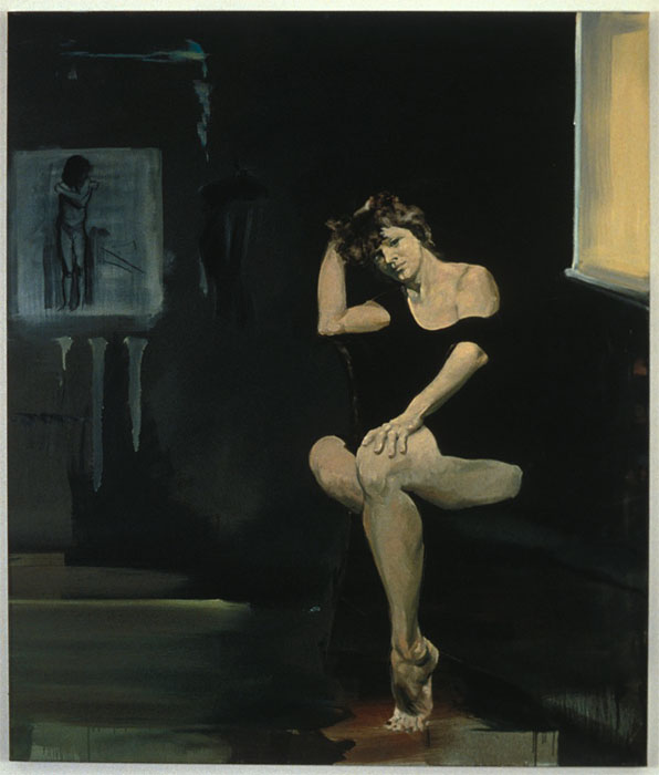 painting Portrait of an Artist as a Woman