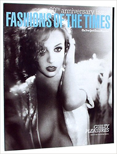 book The New York Times Magazine, Fall 2003: Fashions of the Times, 60th Anniversary Issue