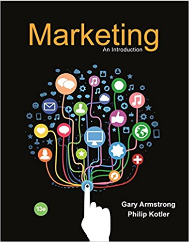 book Marketing: An Introduction (13th Edition)