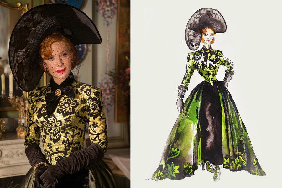 Sandy Powell Born April 7 1960 British Costume Designer World Biographical Encyclopedia