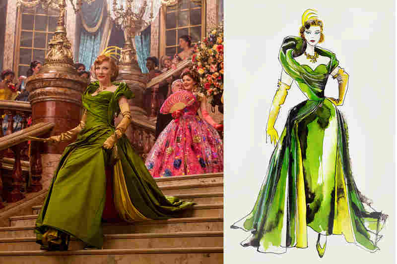 Sandy Powell (born April 7, 1960), British costume designer