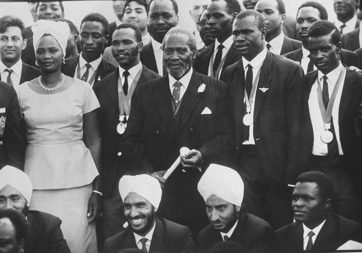 the influence and contributions of jomo kenyanataa in kenya Kenya was granted independence in 1963, and the kenyan african national union (kanu), led by kenyatta, took power kenyatta died in 1978, and was succeeded by daniel arap moi, an autocrat who banned opposition parties outright in 1982.