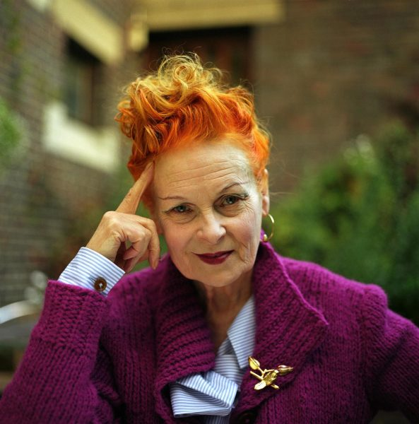 Vivienne Westwood Born April 8 1941 British Businesswoman Fashion Designer World Biographical Encyclopedia