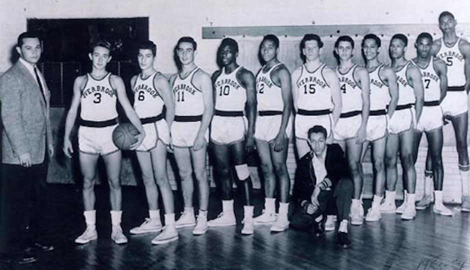 ... Education period of Wilt Chamberlain in Overbrook High School ... 3b19f4cc5