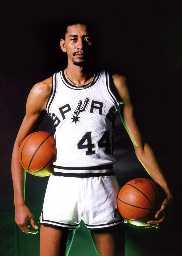 4c7a19e5f75 George Gervin (born April 27, 1952), American athlete, basketball player |  Prabook