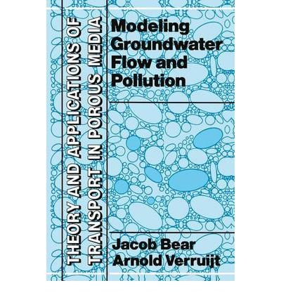 hydraulics of groundwater jacob bear