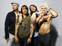 Anthony Kiedis in band The Red Hot Chili Peppers, position: Member