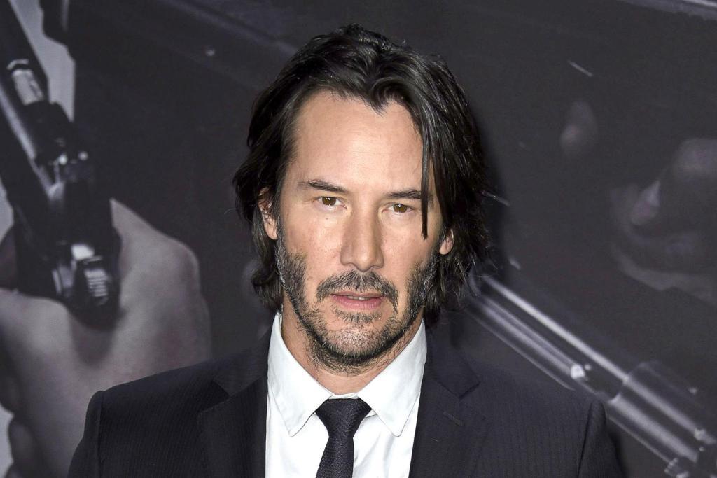Keanu Reeves Born September 2 1964 Canadian Actor World Biographical Encyclopedia