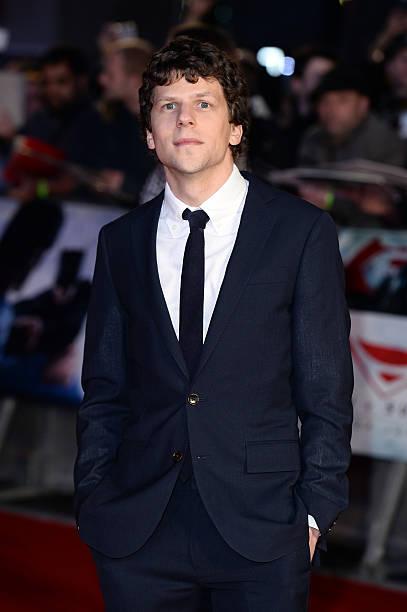 Jesse Eisenberg (born October 5, 1983), American actor