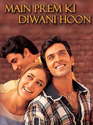 Hrithik Roshan Born January 10 1974 Indian Actor Businessman Model World Biographical Encyclopedia Main prem ki diwani hoon (2003). hrithik roshan born january 10 1974