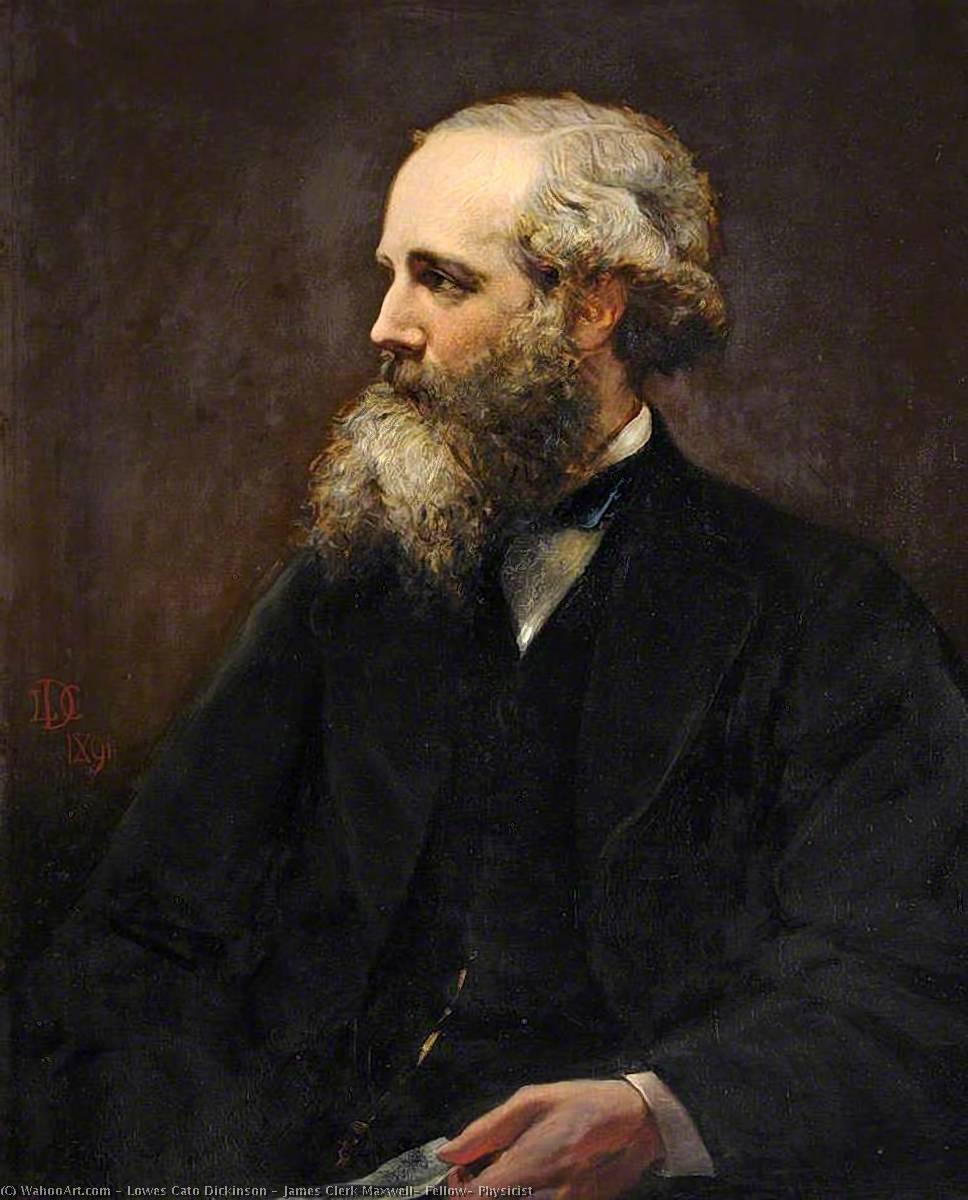 James Maxwell  June 13  1831  U2014 January 5  1879   British