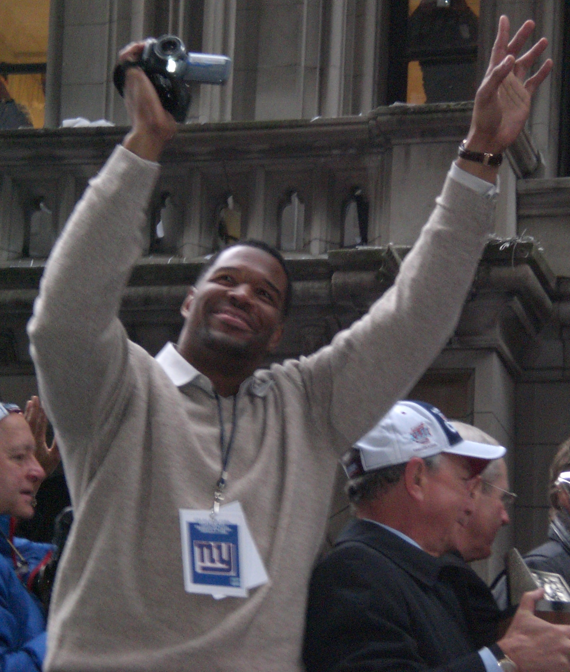 Michael Anthony Strahan