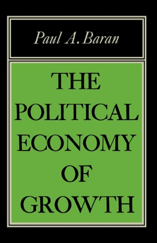 book The Political Economy of Growth