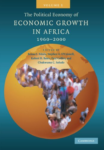 book The Political Economy of Economic Growth in Africa, 1960-2000: Volume 1