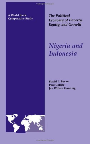 book The Political Economy of Poverty, Equity, and Growth: Nigeria and Indonesia (Discoveries and Inventions)