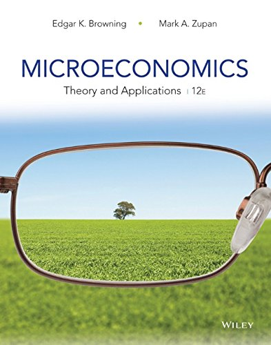 book Microeconomics: Theory and Applications