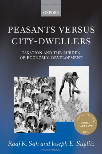 book Peasants versus City-Dwellers: Taxation and the Burden of Economic Development