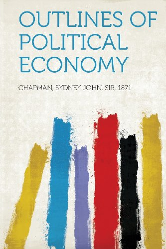 book Outlines of Political Economy