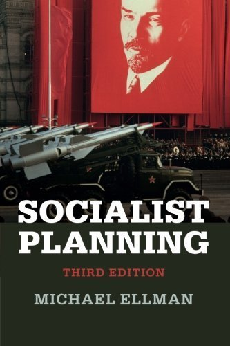 book Socialist Planning 3rd edition by Ellman, Michael (2014) Paperback