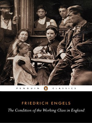 book By Friedrich Engels - The Condition of the Working Class in England (Penguin Classics) (5.3.1987)