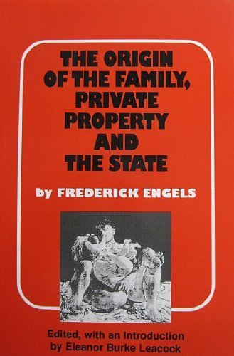 book The Origin of the Family, Private Property, and the State, in the Light of the Researches of Lewis H. Morgan 1st edition by Friedrich Engels (1972) Paperback