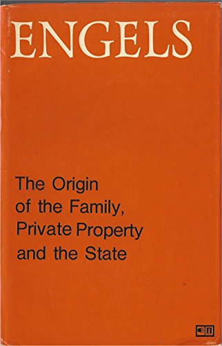 book The origin of the family, private property, and the state: In connection with the researches of Lewis H. Morgan