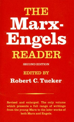 book The Marx-Engels Reader (Second Edition)