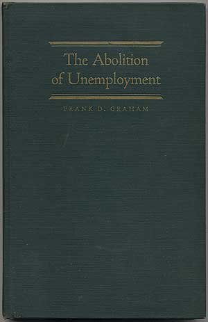 book The abolition of unemployment