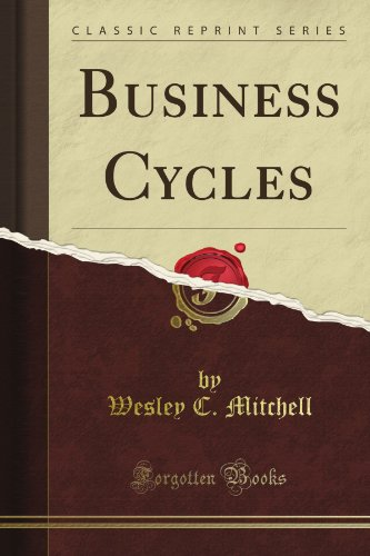 book Business Cycles (Classic Reprint)