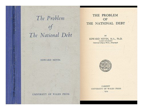 book The Problem of the National Debt