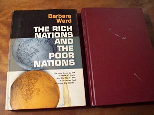 book Barbara Ward 2 Volumes Set: The West at Bay & The Rich Nations and the Poor Nations