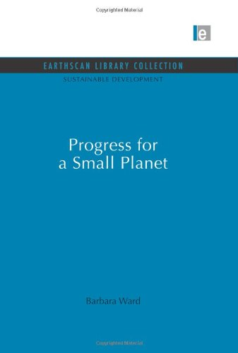 book Progress for a Small Planet (Sustainable Development Set)