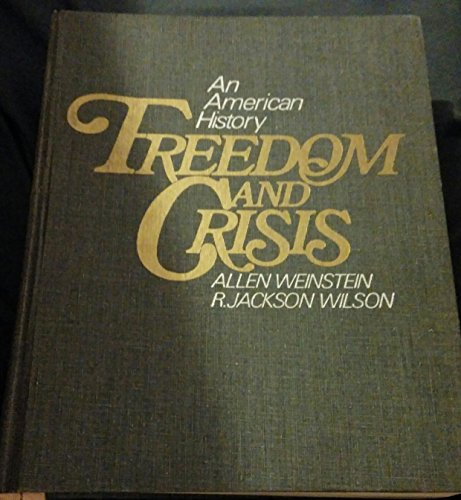 book Freedom and crisis;: An American history