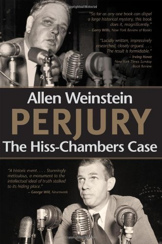 book Perjury: The Hiss-Chambers Case 3rd edition by Weinstein, Allen (2013) Paperback