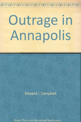 book Outrage in Annapolis