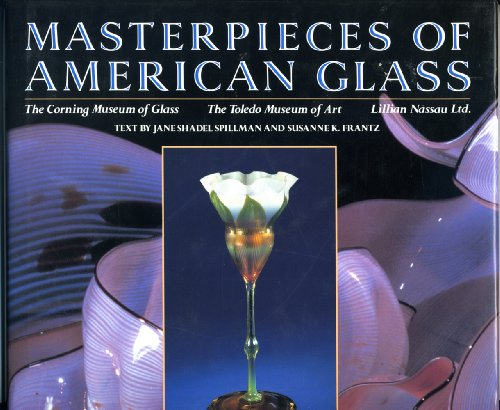 book Masterpieces of American Glass