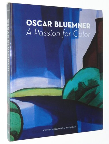 book Oscar Bluemner : A Passion for Color