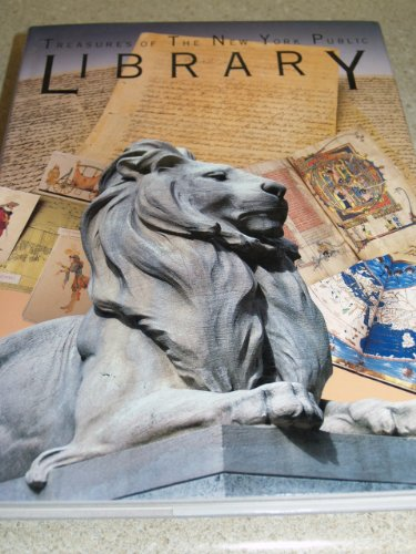 book Treasures of the New York Public Library