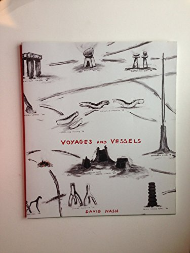 book David Nash: Voyages and Vessels