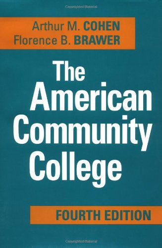 book The American Community College