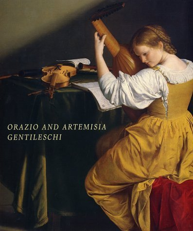 book Orazio and Artemisia Gentileschi by Christiansen et al., Mr. Keith, Mann, Judith W., Christianse (2001) Hardcover