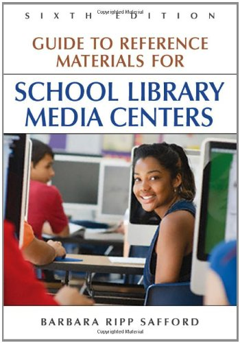 book Guide to Reference Materials for School Library Media Centers (Guide to Reference Materials for School Media Centers)