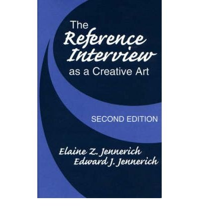 book The Reference Interview as a Creative Art (Hardback) - Common