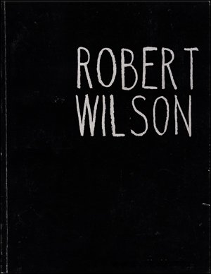 book Robert Wilson: From a Theater of Images