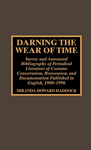 book Darning the Wear of Time