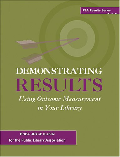 book Demonstrating Results (PLA Results Series)