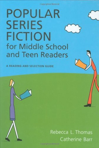 book Popular Series Fiction for Middle School and Teen Readers: A Reading and Selection Guide (Children\'s and Young Adult Literature Reference) by Thomas Rebecca L. Barr Catherine (2005-01-30) Hardcover